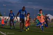 Match de soccer