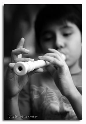 Musique de flûte