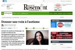 Journal de Rosemont 01