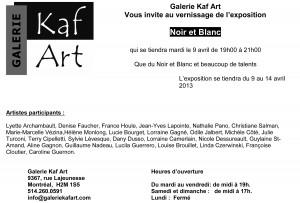 Invitation NB 2012-2