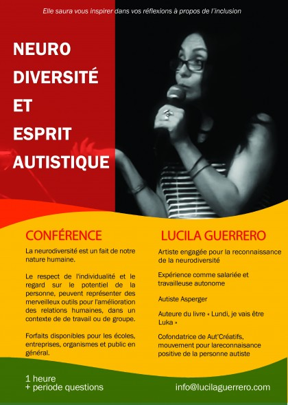 conference neurodiversité