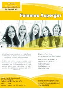 Femmes Asperger