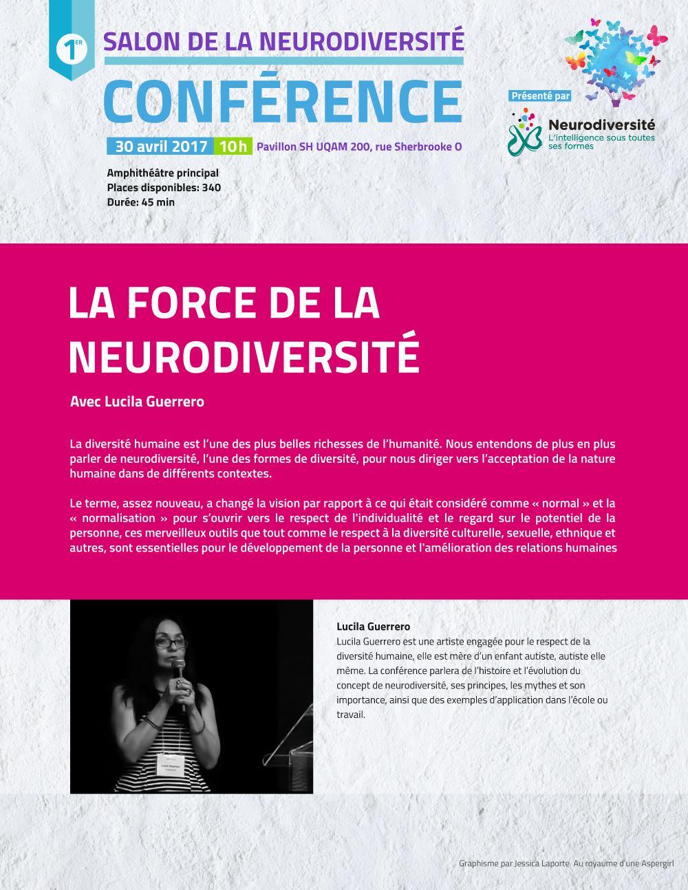 neurodiversité femme autiste autisme