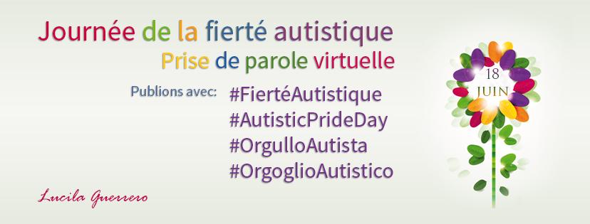 fierté auitistique neurodiversité autisme