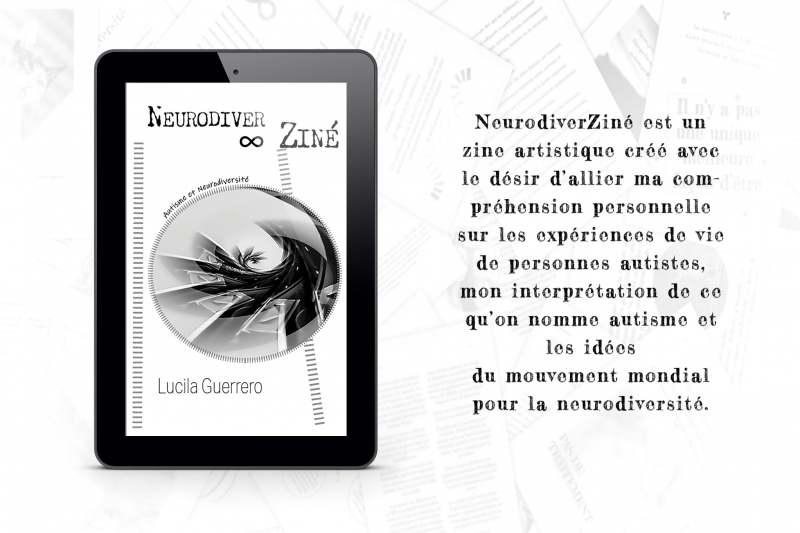 NeurodiverZiné publication