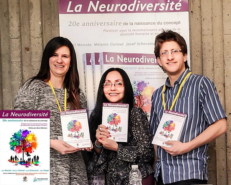 Livre collectif La neurodiversité