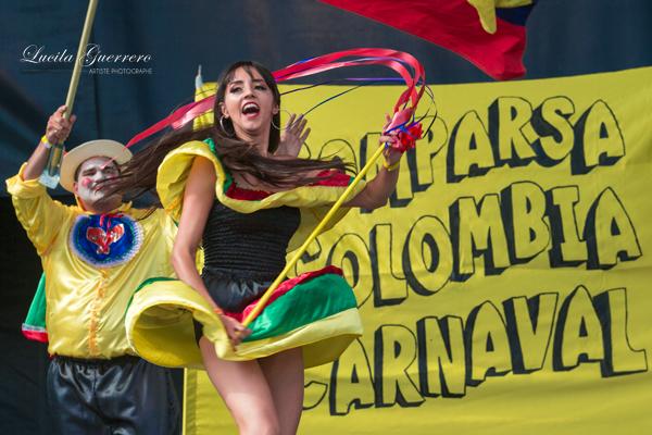 Fête de la Colombie