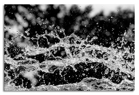 Mouvement d'eau II